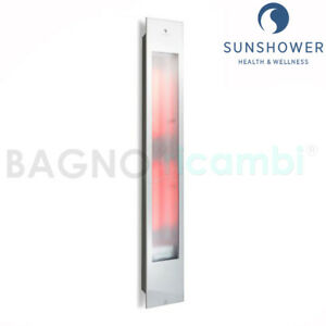 Goede Lamp in Infrared Natural Solarium Sunshower only 80076 | eBay WS-18