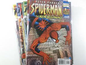 Peter-Parker-Spider-Man-Comic-coleccion-1-40-Marvel-us-comic