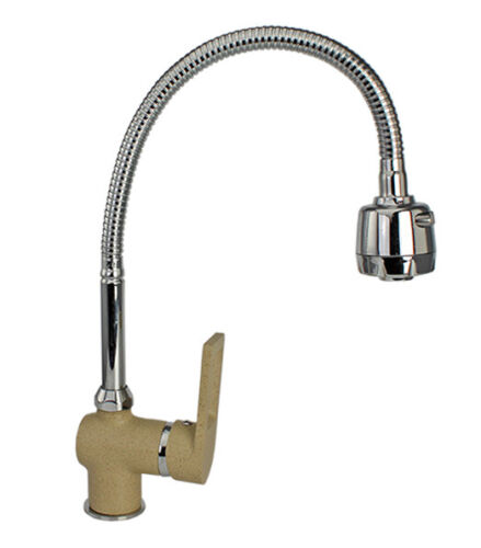 ATCO ® Kitchen Faucet Granite Beige gastroarmatur Shower Sink EHM Sink HD