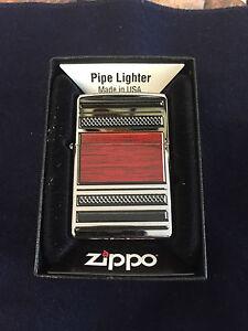 ZIPPO-Lighter-Feuerzeug-Modell-Pipe-Lighter-Made-in-USA