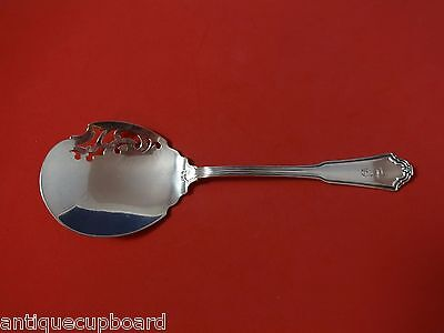 """Frugal Jacobean By Reed & Barton Sterling Silver Tomato Server Huge 9 3/8"""" Other Antique Furniture Antiques"""