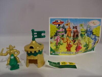 2004 - C-034 - Funny Castle - Die Stolzen Ritter - Ritter Kupferfels + Bpz - Aaf Phantasie Farben