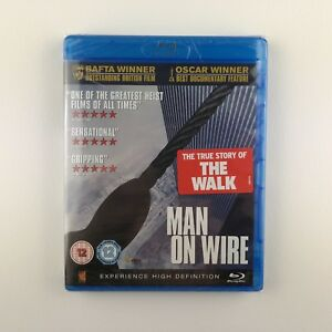 Man-On-Wire-Blu-ray-2008-New-amp-Sealed