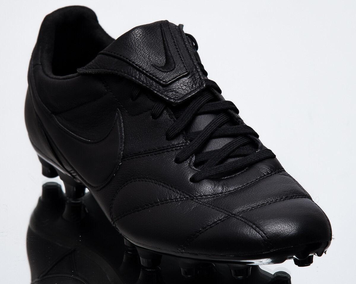 Nike The Premier II FG Men New Black Football Soccer Cleats 917803-005