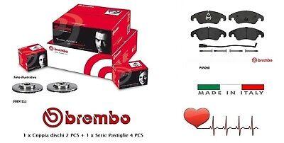 Brembo P85098 Plaquettes de Frein Avant