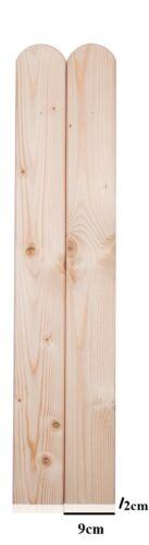 Zaunlatten 50cm Holzzaun Holz Zaun Brett Zaunbrett Gartenzaun