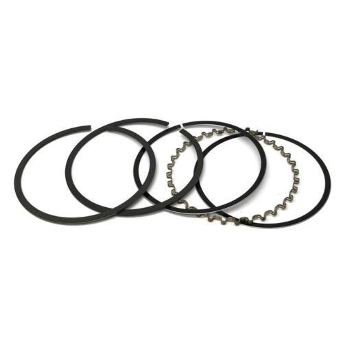 "Mahle Motorsport Piston Ring Set 4390MS; Plasma-Moly 4.390/"" Bore Drop-In"