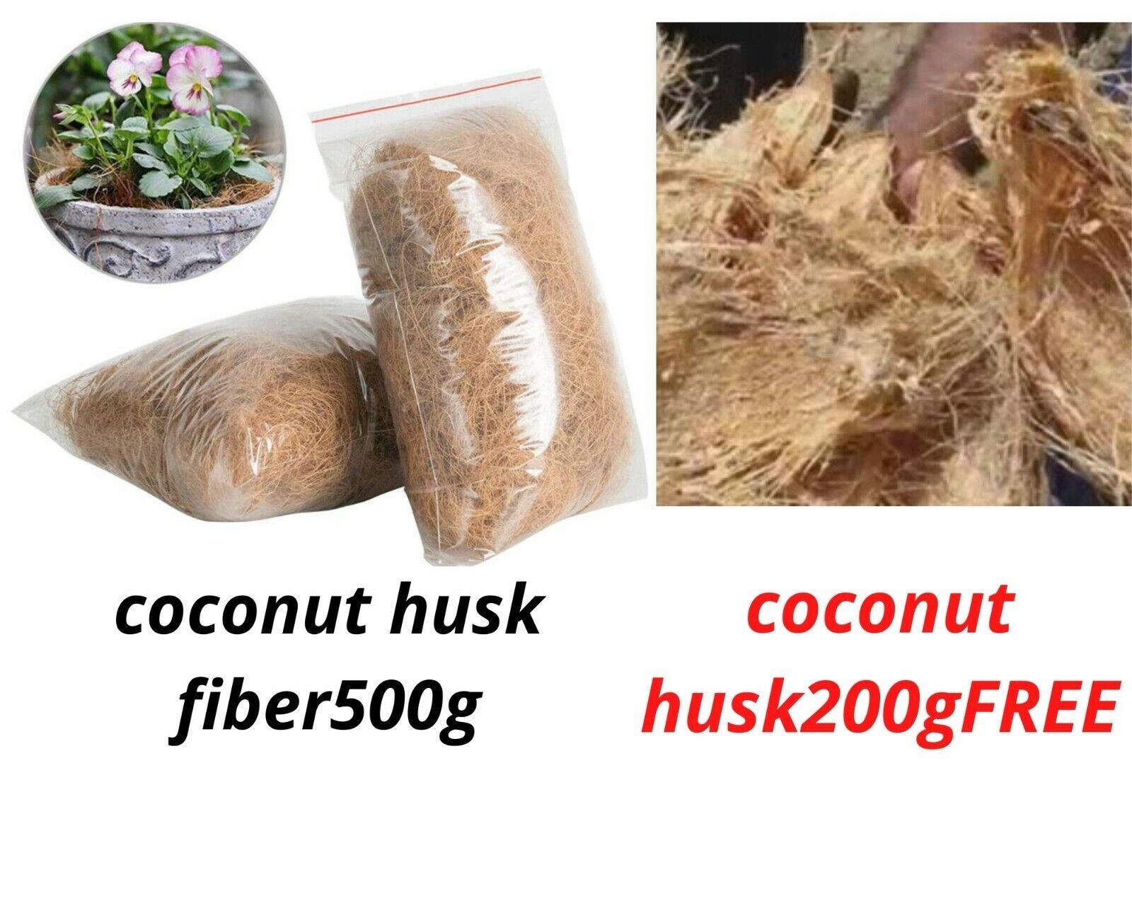 100% Natural Homemade Eco-Friendly Ceylon Coconut Husk Fiber Pure Organic Brand