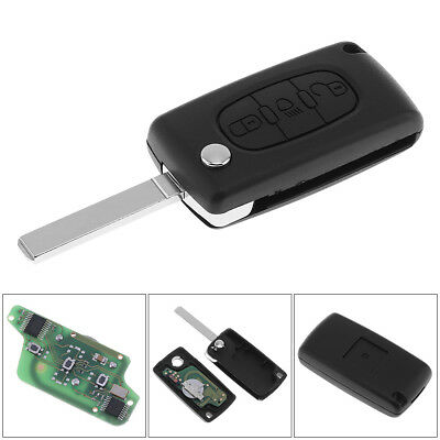 Uncut Car Chip Key Fob with ID46 Chip for Chrysler Dodge Jeep 1998-2014