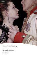 """ Anna Karenina "" : Level 6, RLA (Penguin Longman Penguin Readers)-ExLibrary"