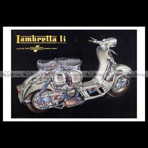 phpb-001121-Photo-LAMBRETTA-LI-INNOCENTI-SCOOTER-1959-A4-Poster-reprint