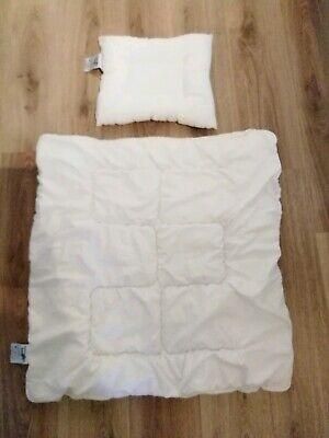 Diszipliniert Neu Kinder Baby Betten Set Kopfkissen Bettdecke