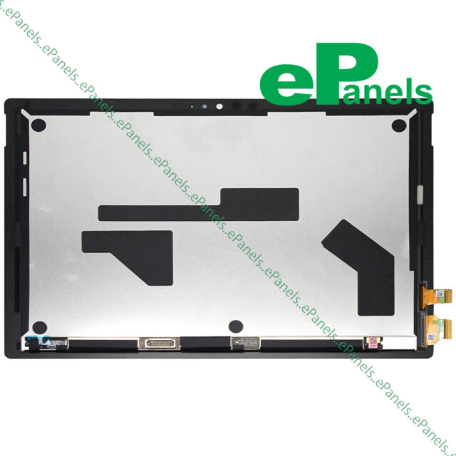 Microsoft Surface Pro 5 1796 LCD Touch Screen Digitizer Assembly LP123WQ1 SP A2