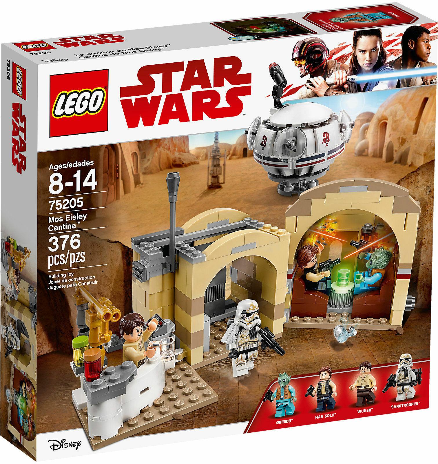 LEGO Star Wars 75205 - Mos Eisley Cantina™ NUOVO SIGILLATO