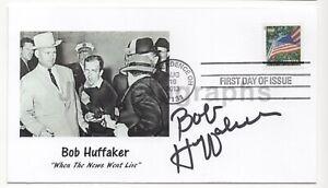 Bob-Huffaker-JFK-Assassination-Journalist-Signed-JFK-FDC