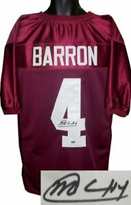 Corey Davis signed Brown Custom Stitched Football Jersey XL #84 JSA Hologram