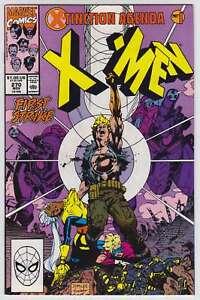 L6279-Uncanny-X-Men-270-Vol-1-NM-Estado