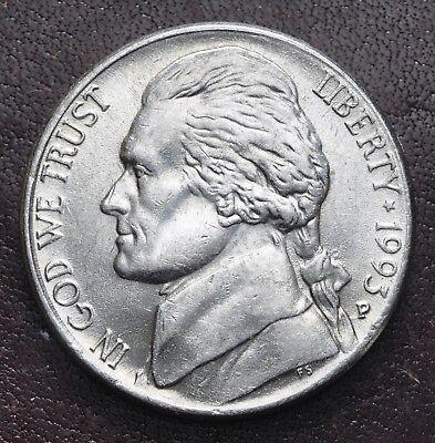 5 Cents 1993 vintage keychains ! Jefferson Nickel Usa coins