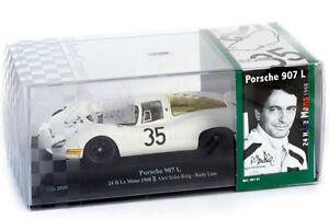 SLOT-SRC-Porsche-907-L-24-Le-Mans-1968-Nuevo-New-1-32-Ref-00101