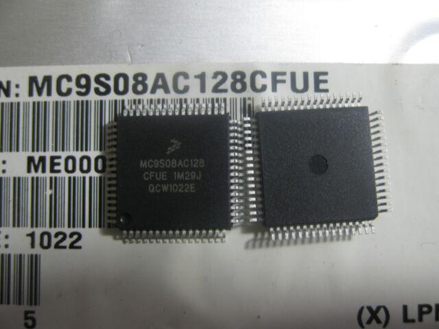 1PCS MC9S08AC60CFGE IC MCU 8BIT 60K FLASH 44-LQFP 08AC60 9S08AC60