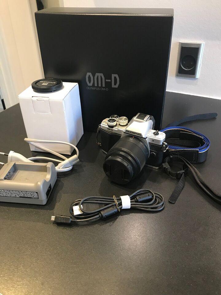 Olympus OM-D E-M10 MKII, Perfekt