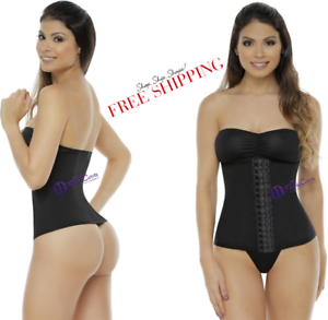 Fajas Colombianas Reductoras Waist Trainer Cincher 3 Positions All in One&Fajate