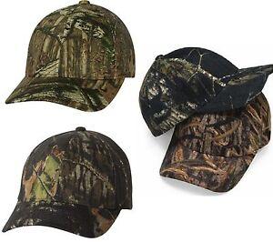 Flexfit 6999 Mossy Oak Camouflage Infinity Fitted Cap Camo Hat 6999 ... 1e8d04e5389