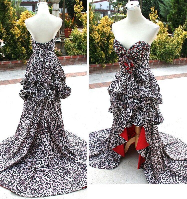 Nuevo Con Etiquetas Jovani  440 impresión  Pageant Prom Noche Ball Gown 2  aquí tiene la última