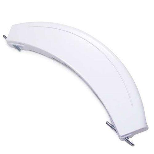Blanc Poignée de porte pour lave-linge Bosch équivalent à 266751