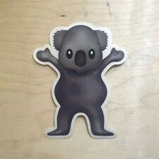 Grizzly sticker decal skateboard laptop Koala Shane ONeil cute robot bear fuzzy