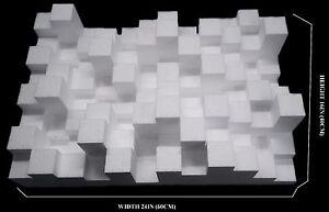 2D-Sky-Skraper-Sound-Acoustic-Diffuser-Diffusor-Panel-Absorption-Treatment