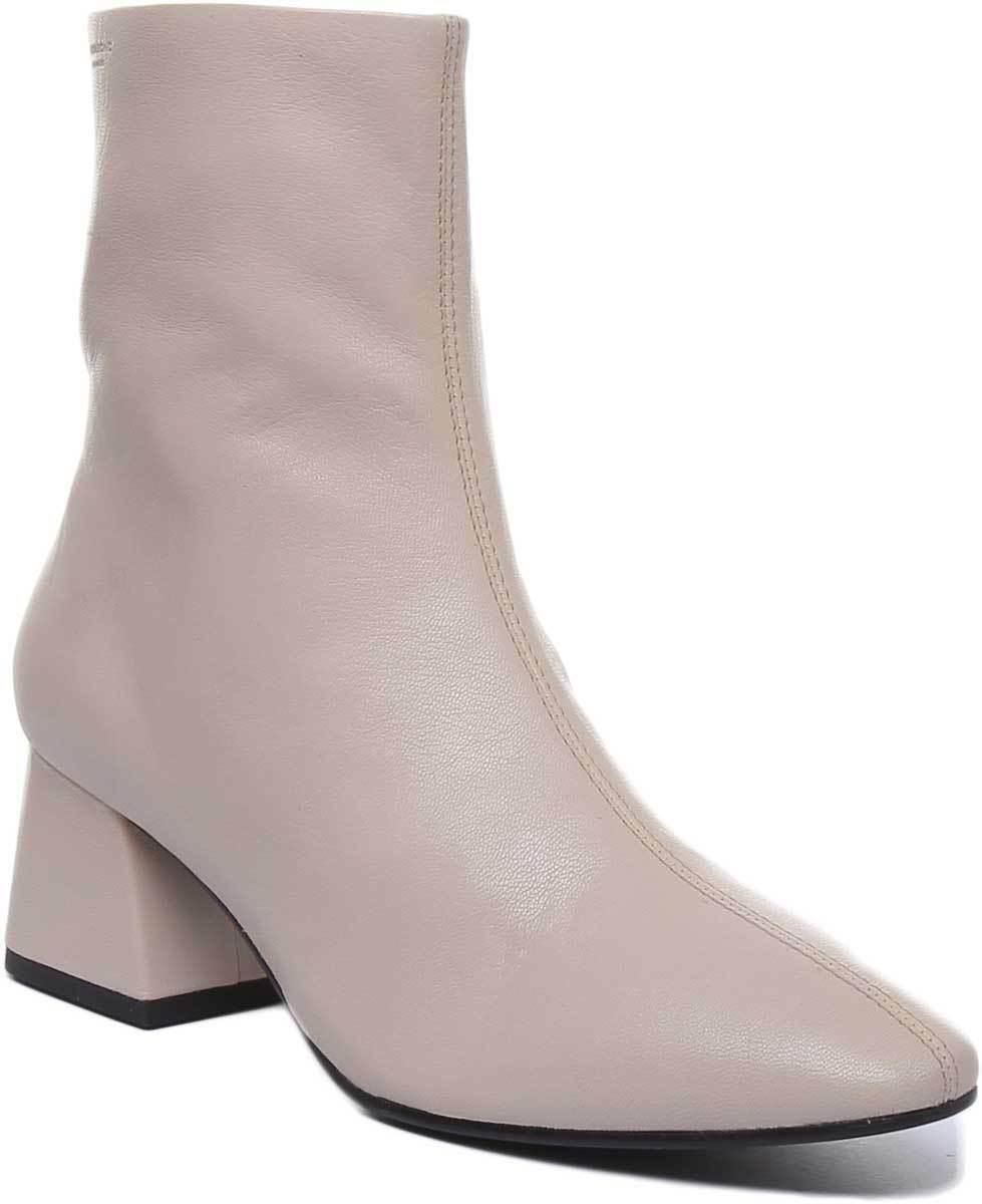 Vagabond Alice Alice Alice damen Matt Ankle Stiefel In Toffee Leather UK Größe 3 - 8 712daf