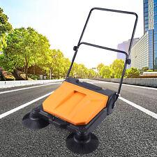 26 Industrial Hand Push Sweeping Sweeper Walk Behind Floor Sweeper Us Sale