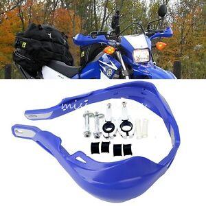"Handguard Raptor 7//8/"" Mounting Hand Guard For Yamaha YFZ450 YZ250F WR250F Blue"