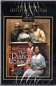 Details about Hallmark Hall of Fame The Piano Lesson (DVD)-Charles Dutton,  Alfre Woodard NEW