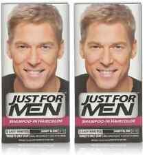 Just For Men Shampoo-In-Color Sandy Blond H-10 (2 Pack)