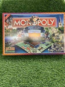 Limited-Edition-Monopoly-Derbyshire-Edition-100-Complete