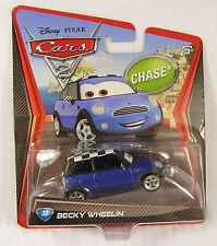 BECKY WHEELIN chase NEW disney pixar cars 2 #33