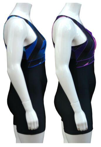 ACCLAIM Aveiro Ladies Boy Leg Modesty Swimming Costume Lined Front 2020 Model