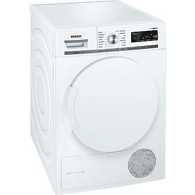 Siemens WT44W5W0 iQ700 8 kg A+++ Wärmepumpentrockner, Selbstreinigend, Display