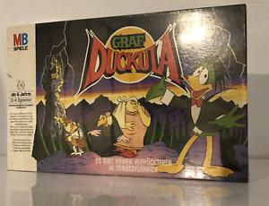 MB Graf Duckula Spiel Orgiginalverpackt