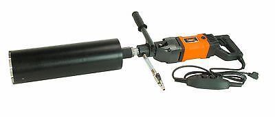 """Cayken SCY-18-2EBM 5"""" Wet Dry Handheld Diamond Core Drill Rig 2.5HP 1900W Drill"""