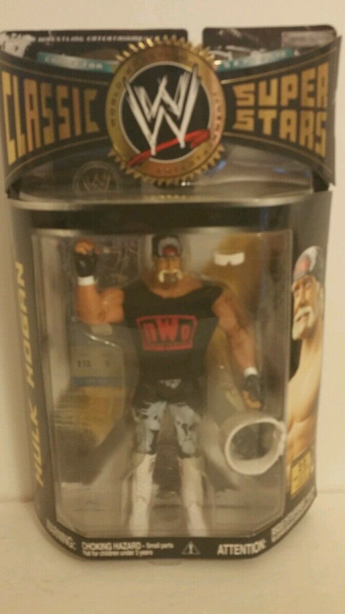 Classic Super Stars Hulk Hogan Action Figure (073)
