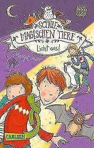 Die Schule der magischen Tiere 3: Licht aus! von Margit Auer (2018, Taschenbuch)