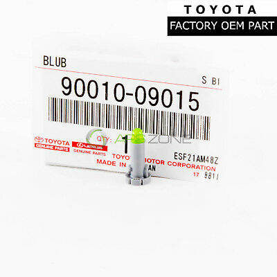 SEAT HEATER SWITCH 90010-01070 9001001070 Genuine Toyota BULB