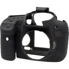 easyCover Protective Skin - Camera Cover for Canon EOS 7D Mark II (Black)