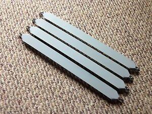 Old Vintage Metal Patio Porch Glider Straps Hanger Set