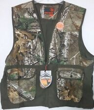 LARGE (L) Game Winner Realtree Small Game HUNTING VEST with Game Bag Quail Dove