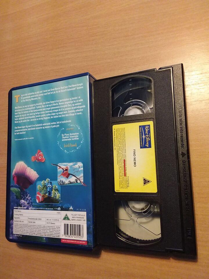 Tegnefilm, Find Nemo