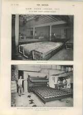 1902 New York's Largest Bakery Fleishman Machine Ovens Photos